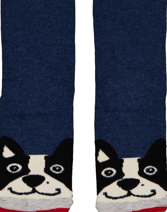 "Chaussette motif ""chien""  GYOTRICHO / 19WI02J1SOQC224"