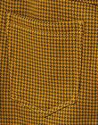 Pantalon molleton imprimé pied de poule enfant garçon KOGOPAN2 / 20W902L1PANI812