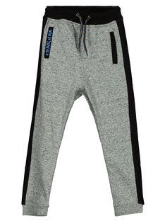 Pantalon de Jogging Gris GOBLEPAN2 / 19W90292PANJ922