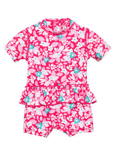 Maillot Rose JYICOMB / 20SI09K4MAIF507