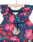 Robe sans manche, imprimé fleurs hawaiennes LABONROB1 / 21S901W1ROB716