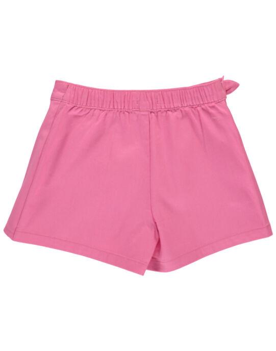Jupe short enfant fille FACUSHORT / 19S901N1SHO313