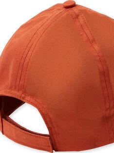 Chapeau Orange LYOTERCAP / 21SI02V1CHAF519