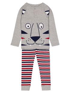 Pyjama GEGOPYJTIG / 19WH12D3PYJJ922