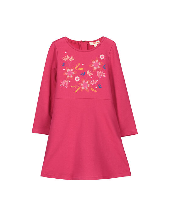 Robe patineuse fille FABAROB1 / 19S90161ROB304