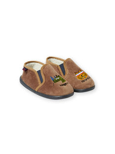 Slippers Marron KGSGVEGAN / 20XK3683D0B803