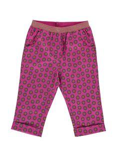 Pantalon bébé fille CIGAUPAN / 18SG09L1PAN099