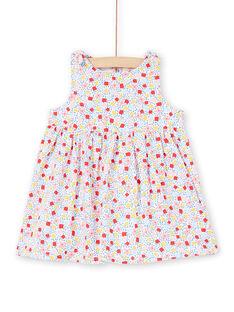 Robe Blanche LIPLAROB2 / 21SG09T2ROB000