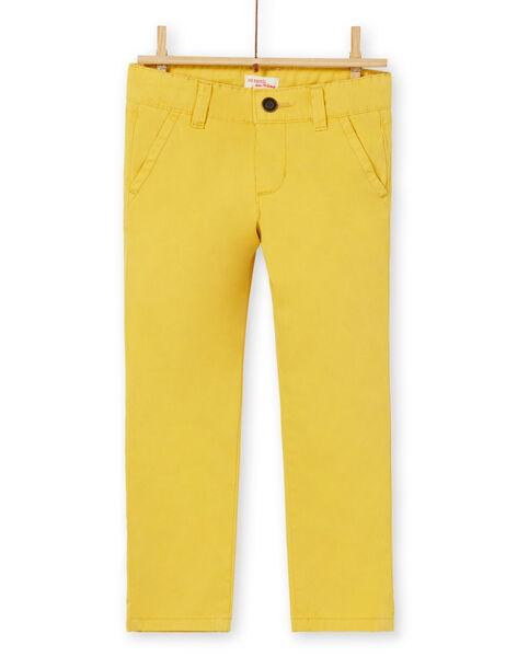 Pantalon Jaune LOJOPACHI1 / 21S90231PAN102