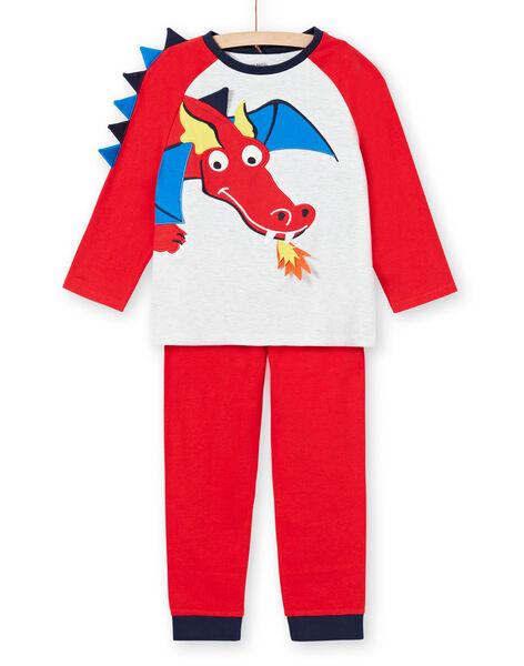 Pyjama Rouge LEGOPYJDRA / 21SH1254PYJ502