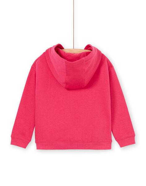 Sweat Shirt Rose LANAUSWEA / 21S901P1SWEF507
