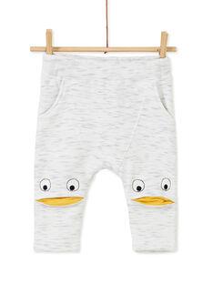 Pantalon molleton Bébé garçon KUREPAN1 / 20WG10G2PAN000