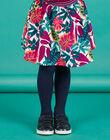 Jupe réversible imprimé fleuri enfant fille MATUJUP1 / 21W901K1JUPH705