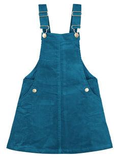 Robe Bleu marine GAMUROB1 / 19W901F1ROB715