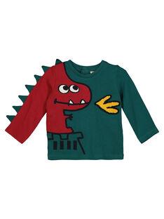 Tee shirt manches longues GUVETEE / 19WG1021TML608