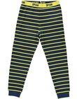 Pyjama rayé jaune en rib enfant garçon JEGOPYJTO / 20SH12C2PYJ605