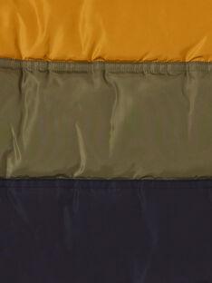 Doudoune colorblock enfant garcon KOGRODOU1 / 20W902J1D3E612