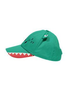 Casquette crocodile garçon FYOCACAP / 19SI02D1CHAG619