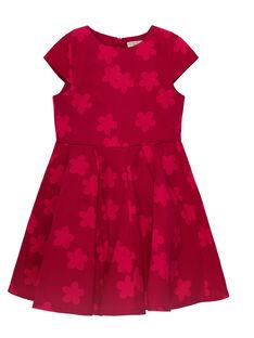 Robe imprimé fleurie  JAWEROB3 / 20S90193ROBD302