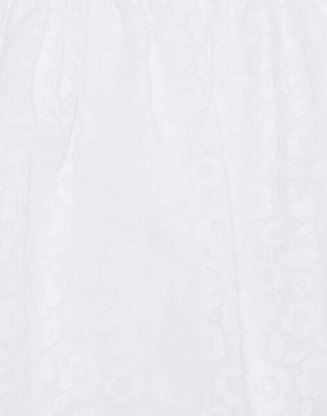 Robe Blanche JAPOEROB1 / 20S901G4ROB000
