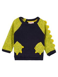 Sweat Shirt Violet GUJAUSWE / 19WG10H1SWE717