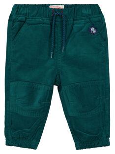 Pantalon Vert  GUJOPAN1 / 19WG1032PAN608