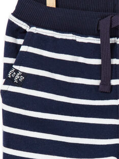 Pantalon Bleu marine LUJOPAN3 / 21SG1033PAN713