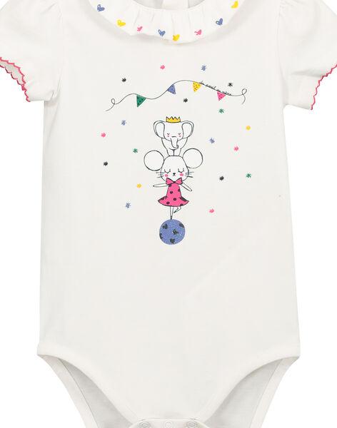 Body à col bébé fille FICOBOD / 19SG0981BOD000