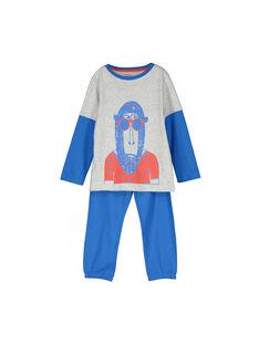 Pyjama Gris FEGOPYJSIN / 19SH124APYJJ908