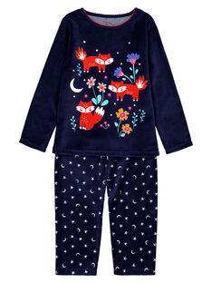 Pyjama GEFAPYJRENEX / 19WH11D4PYJ070