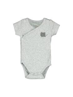 Body manches courtes bébé mixte FOU2BOD4 / 19SF77J4BOD943