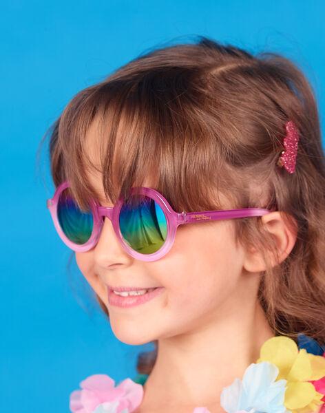 Lunettes de soleil rose enfant fille LYAMERLUN2 / 21SI01D2LUN304