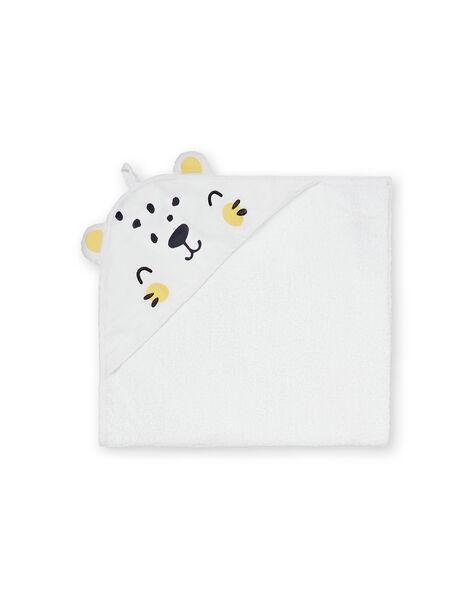 Pointe éponge tête de léopard et gant de toilette singe LOU1POIN2 / 21SF42H2POI000