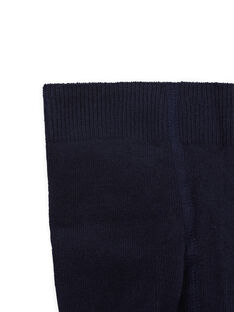 Collant Bleu marine KYIESCOL2 / 20WI0983COL070
