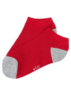 Chaussettes Rouge JYOJOSOQ1 / 20SI0251SOQF505