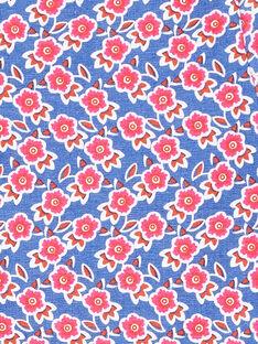 Robe manches longues, imprimé fleurie KAREROB4 / 20W901G4ROBC212