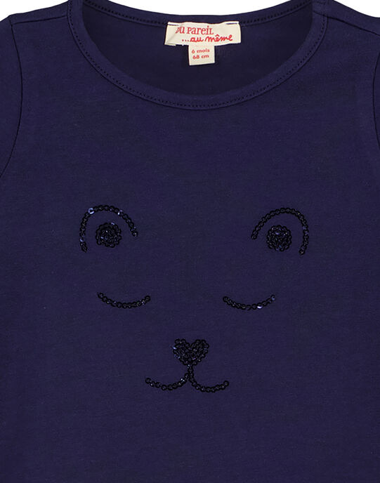 Tee shirt manches longues GIJOTEE2 / 19WG0943TML070