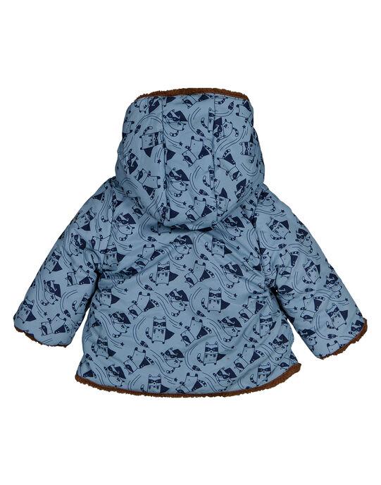 Manteau Bleu GUGROMANT / 19WG10G1MAN219