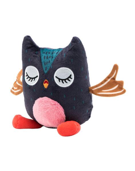 Peluche chouette bleue Jblue owl / 20T8GM12PE2099
