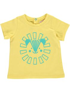 Tee-shirt manches courtes bébé garçon CUJOTI6 / 18SG10R5TMCB102
