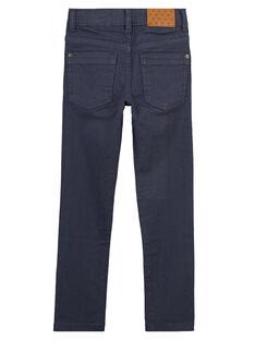 Pantalon Slim Stretch Ardoise GOJOPATWI4 / 19W90249D2BJ912