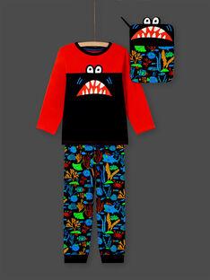 Pyjama Orange MEGOPYJMAN4 / 21WH1274PYGE414