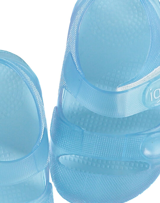 Sandales Bleue FBGBAINIGO / 19SK38G2D34C218