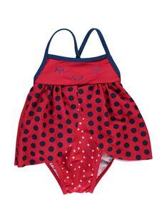 Maillot de bain bébé fille CYIMER1 / 18SI0981MAIF518