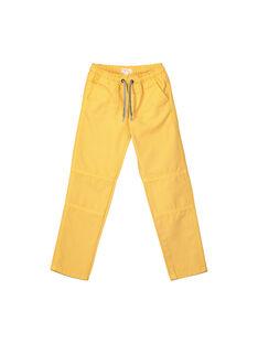 Pantalon Jaune FOLIPAN2 / 19S90222PANB107