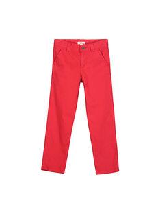 Pantalon Rouge FOJOCHINO4 / 19S90234D2BF505