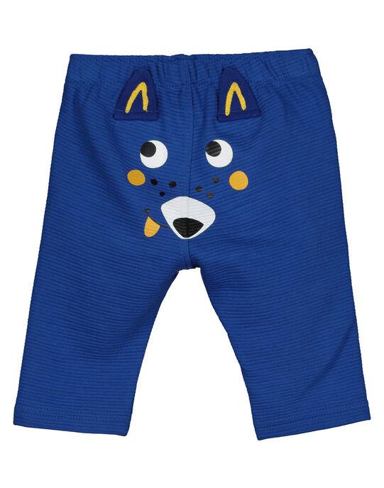 Pantalon en maille fantaisie GUBLEPAN / 19WG1091PAN702