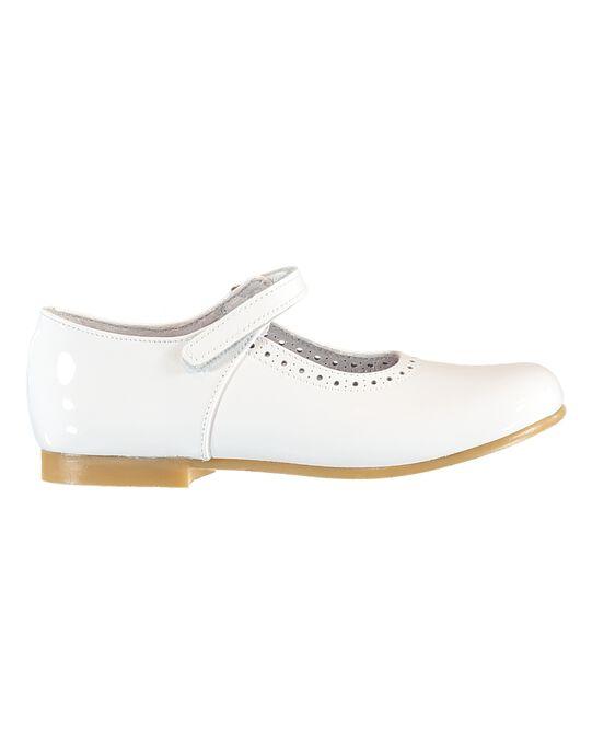 Chaussures salome Blanc JFBABSONIAB / 20SK35Y1D13000