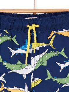 Maillot Bleu marine LYUMER1EX1 / 21SI10DFMAI070