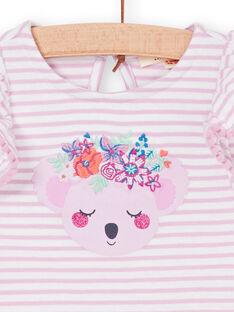 Tee Shirt Manches Courtes Parme LIVITI / 21SG09U1TMC320